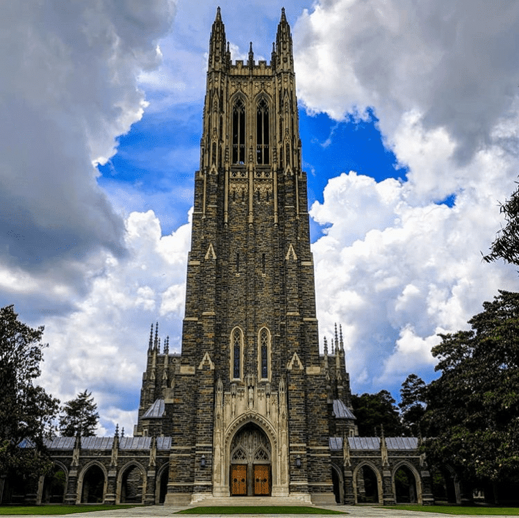 Duke University Acceptance Rate Rankings Deadlines Tuition Cost SAT ACT Scholarships