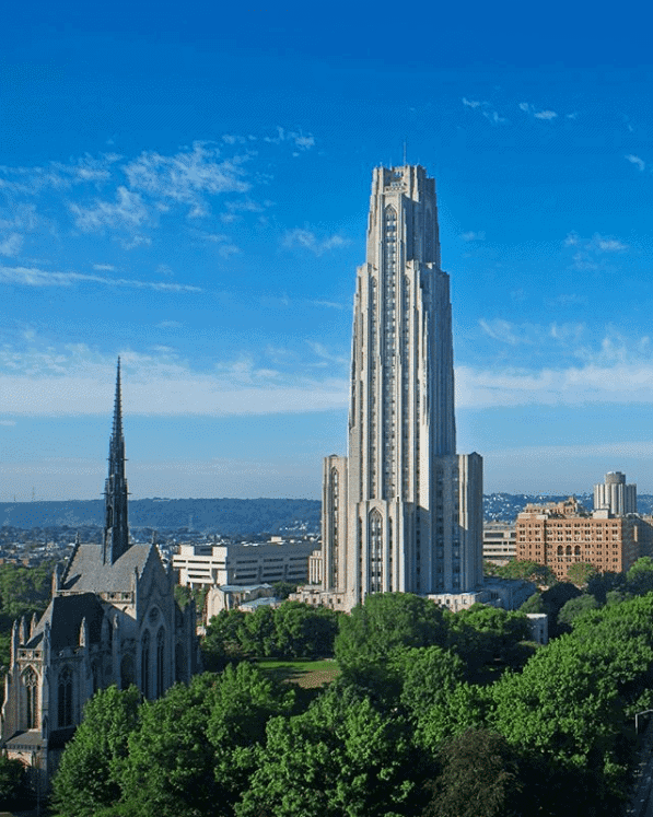 University of Pittsburgh - 1